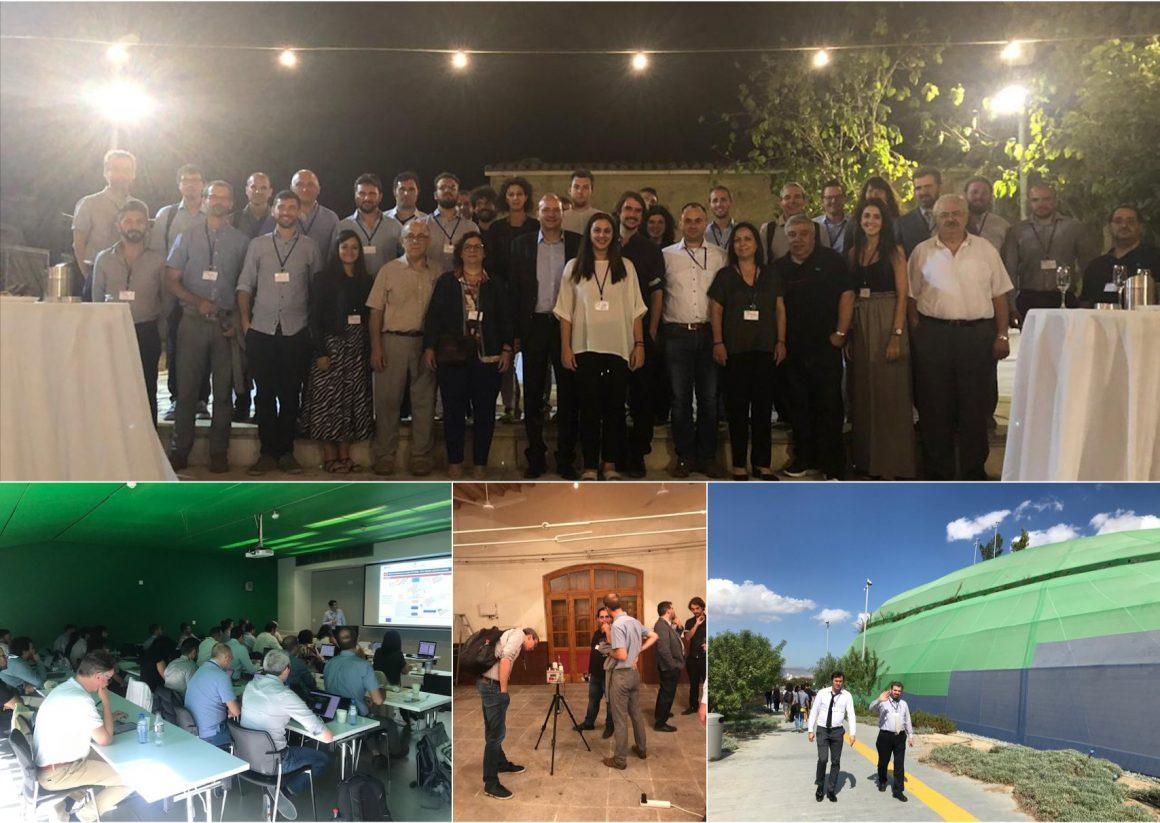 The 5th Consortium Meeting of HYBUILD
